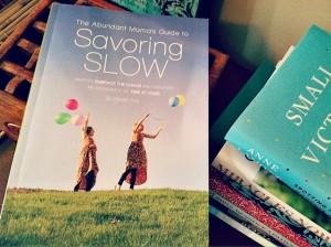 Savoring Slow Summer Reading