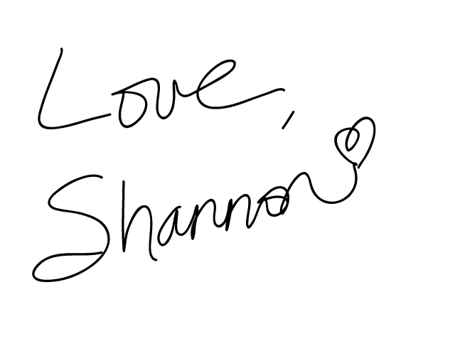love-shannon-signature-3