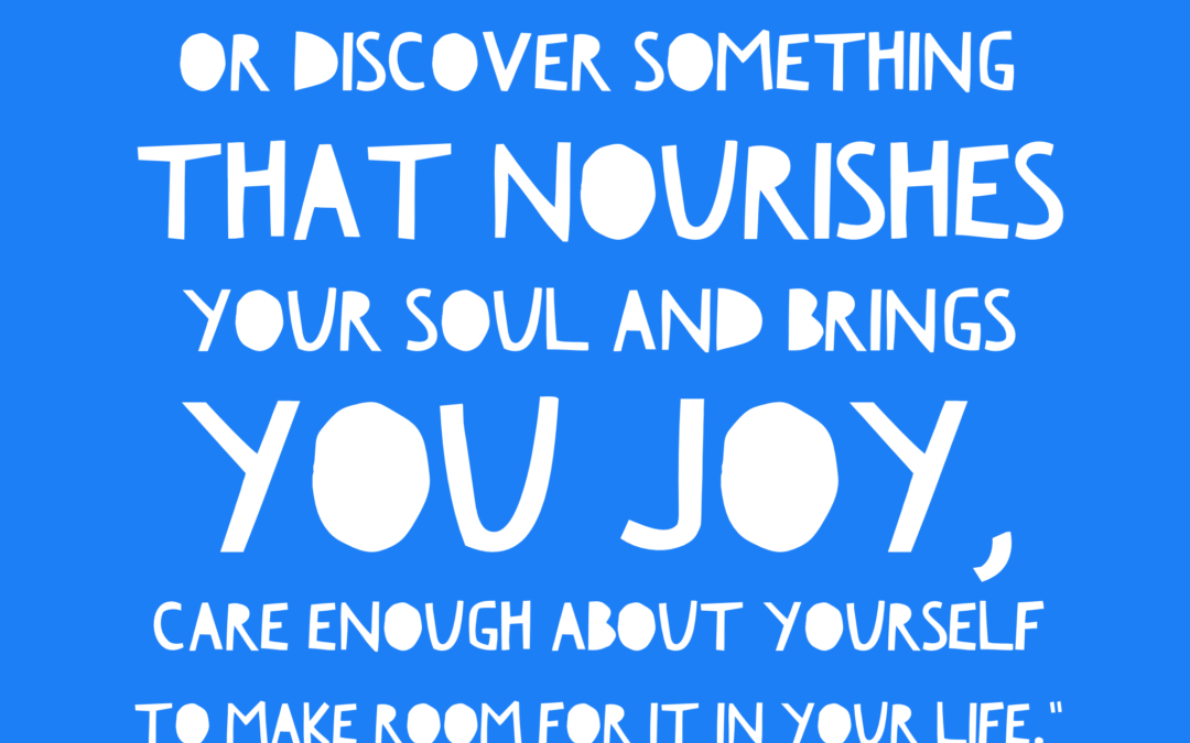 You are worth it. (Inside Out starts Monday!)