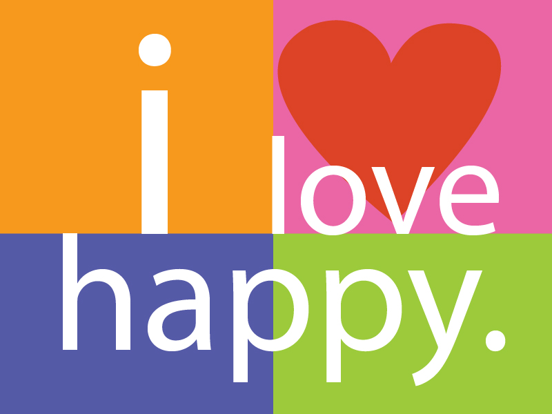 Join the I Love Happy 5-Day Challenge! (it's free)