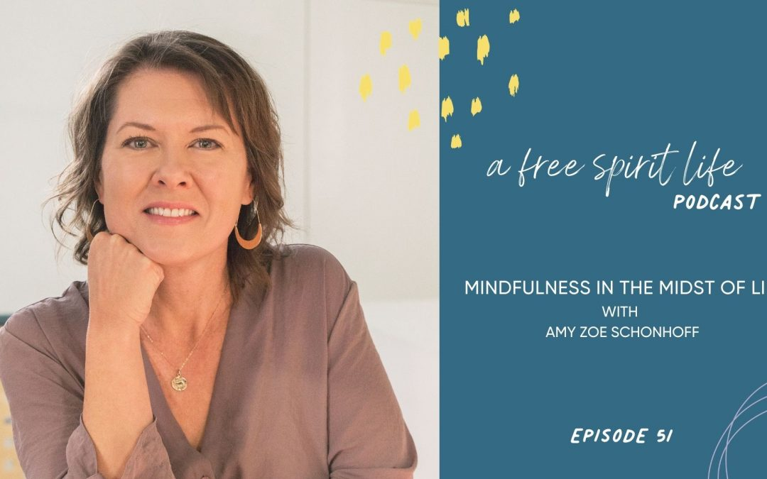 Podcast Episode 51: Mindfulness in the Midst of Life